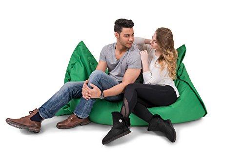 BuBiBag Sitzsack Rechteck Größe 180x145 cm