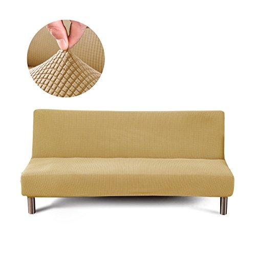 cornasee jacquard sofabezug 3 sitzer ohne armlehne elastisch gestrickte schonbezug sofahusse. Black Bedroom Furniture Sets. Home Design Ideas