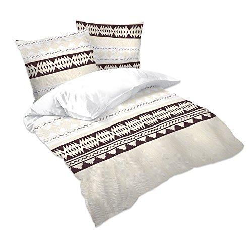 Ethno Soulbedroom 100 Baumwolle Bettwäsche Bettbezug