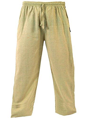 Guru-Shop Yogahose, Goa Hose, Herren, Baumwolle, Männerhosen Alternative Bekleidung