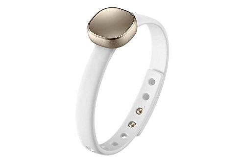 Samsung EI-AN920BFEGWW Charm, Aktivitäts-Tracker mit LED-Anzeige Gold