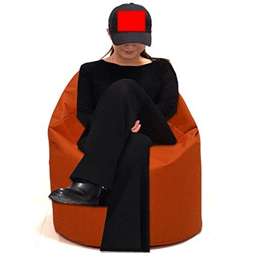 Sitzbag Sitzsack Größe S-M-L-XL-XXL-XXXL mit Styropor Füllung - In & Outdoor - verschiedene Farben & Größen - Bean Bag Sitzkissen Bodenkissen Hocker Kinder Sitzsäcke Möbel Kissen Sessel Sofa