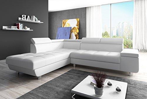 Sofa Couchgarnitur Couch Sofagarnitur REENO EK 26 Polstergarnitur Polsterecke Wohnlandschaft