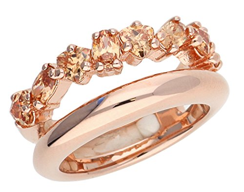 Joop! Ring Simply Modern in roségold JPRG00007C