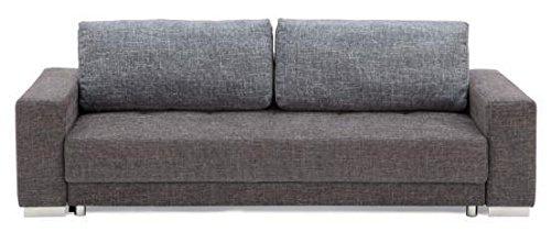 1A 3-er Schlafsofa Polster Couch mit Bettfunktion Federkern