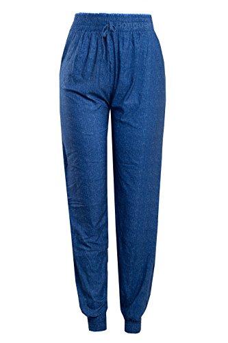Aladin Freizeithose Harem Hose Jeans Look Muster Mix 34-38