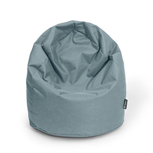 BuBiBag Sitzsack Tropfenform Sitzkissen für In & Outdoor XL 300 Liter - mit Styropor Füllung in 23 versch. Farben
