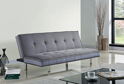 EBS My Furniture Schlafsofa Sofabett Couch 3 Sitzer Sofa Klappsofa für Familie