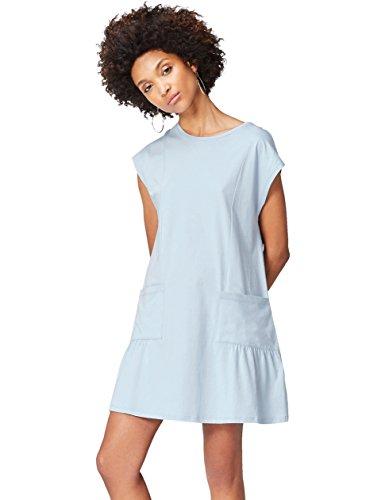 FIND Damen Kleid mit Taschen