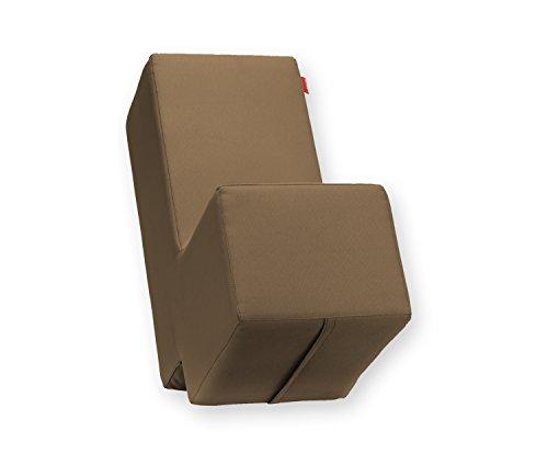 Lümmel Erlebnismöbel | Hochwertiger Polstersessel/Polstersofa mit Abnehmbaren Stoff-Bezug Zum Sitzen, Spielen und Rumtoben | Loungemöbel/Spielmöbel für Kinder und Erwachsene |