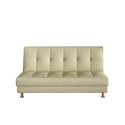 Modernes Sofa Endo mit Bettkasten und Schlaffunktion, Funktionssofa, Lounge Couch, Design Bettsofa Schlafcouch Schlafsofa
