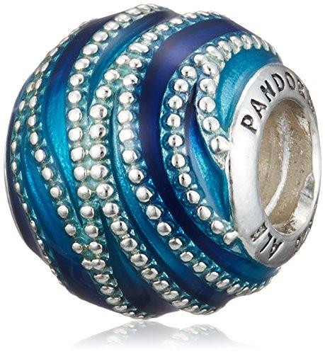Pandora Damen -Bead Charms 925 Sterlingsilber 797012ENMX