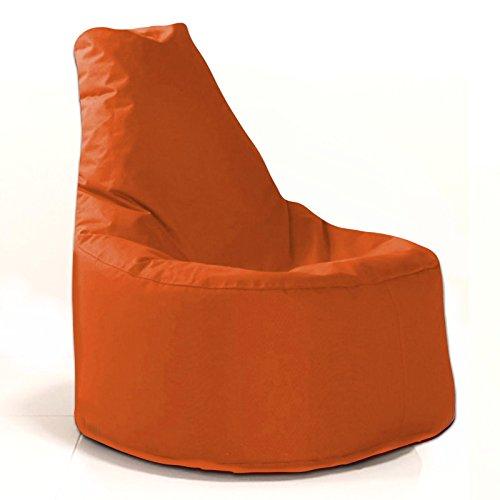 Sitzsack Sessel - für Kinder und Erwachsene - In & Outdoor Sitzsäcke Kissen Sofa Hocker Sitzkissen Bodenkissen mit Styropor Füllung - verschiedene Farben - Bean Bag Sitzsäcke Möbel Kissen