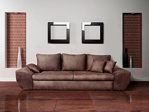Sofa, Big Sofa, Schlafcouch, Schlaffunktion, Bettkasten