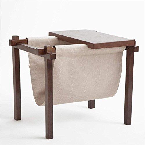 VIOY Regal Organizer Bins Regal Teiler Für Schränke Lagerregal Aufbewahrungsbox Einfache Moderne Kreative Massivholz Couchtisch Einfache Kleine Quadratische Tabelle Sofa Tisch Hocker