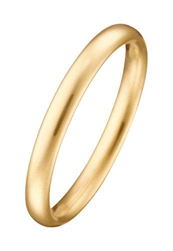 CHRIST Gold Damen-Ring 375er Rotgold gold, 50 (15.9)