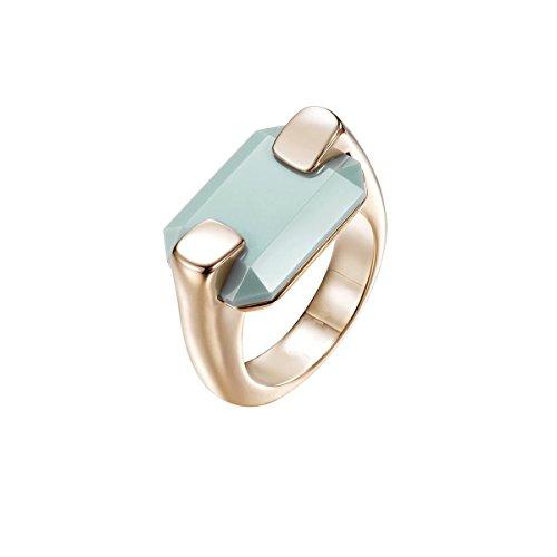 JOOP! Jewelry Damen-Ring JP-T Modern RG00026C170 Messing teilvergoldet JPRG00026C1