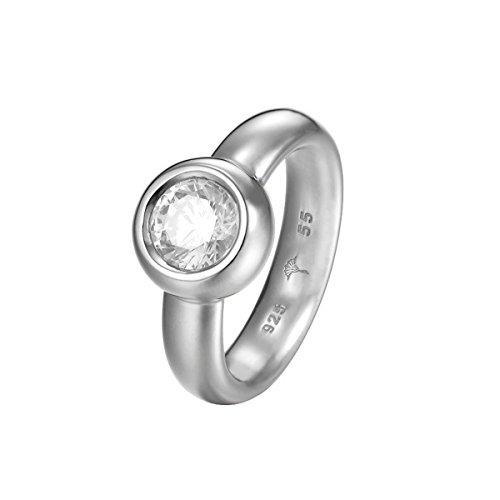 Joop Damen Ring Silber Zirkonia Lana JPRG90736A