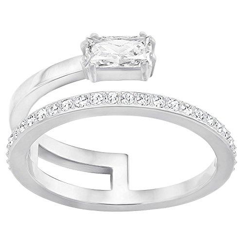 Swarovski Damen Ring Gr. 58 Gray 5286717