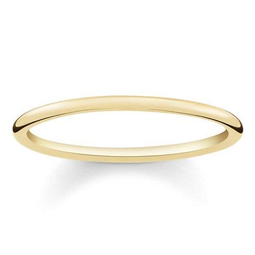 THOMAS SABO Damen-Ring 925 Silber Gr. 56 (17.8) - TR2123-413-12-56
