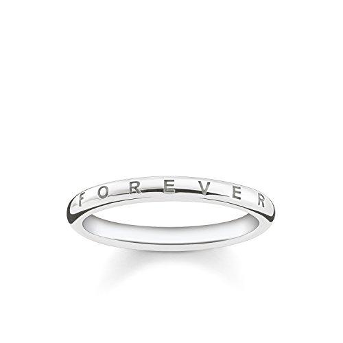 THOMAS SABO Damen Ring Forever Together 925er Sterlingsilber TR2125-001-12