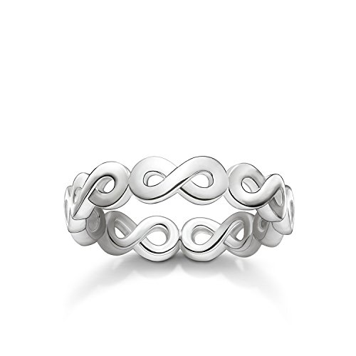 THOMAS SABO Damen Ring Infinity 925er Sterlingsilber TR2124-001-12