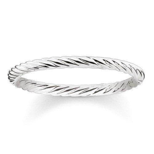 Thomas Sabo Damen-Ring Glam & Soul 925 Silber Gr. 52 (16.6) - TR2121-001-12-52