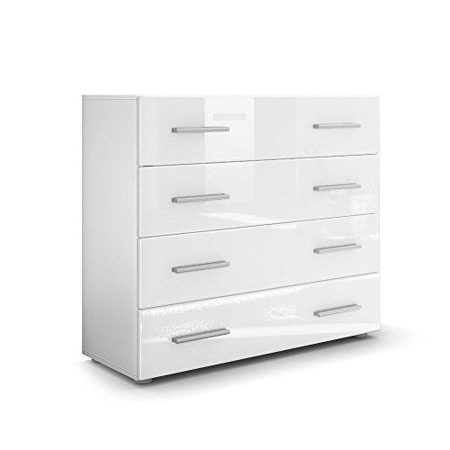 Kommode Sideboard Pavos V1 V2 Weiß