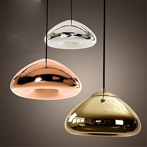 Runde Glas Pendelleuchte kreative Indoor Drop Beleuchtung für Kaffee Clothing Store RestaurantCafe Bar