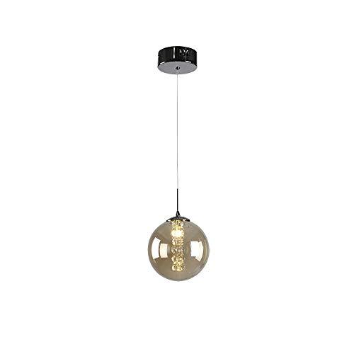 CBJKTX Pendelleuchte esstisch Pendellampe Höheverstellbar Kronleuchter Hängeleuchte aus Glas Küchen Wohnzimmerlampe Schlafzimmerlampe Flurlampe