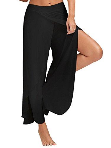 Hosen Damen Sporthose Yogahosen Sport Pumphose Haremshose Leichte Sommerhose Marlene Hose Hosen Große Größe