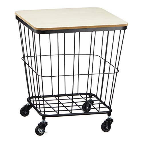 3er Set Beistelltischg Tisch Metall Bauchig Korb Schwarz Oder Weiß
